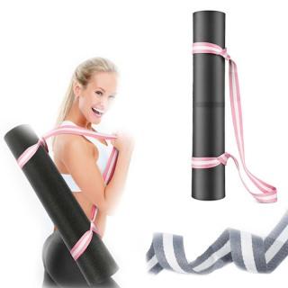 Thảm Yoga Nữ Thời Trang Mỏng Cho Cả Nam Và Nữ Dây Đeo Thắt Lưng Yoga, Lưu Trữ Bông Vành Đai thumbnail