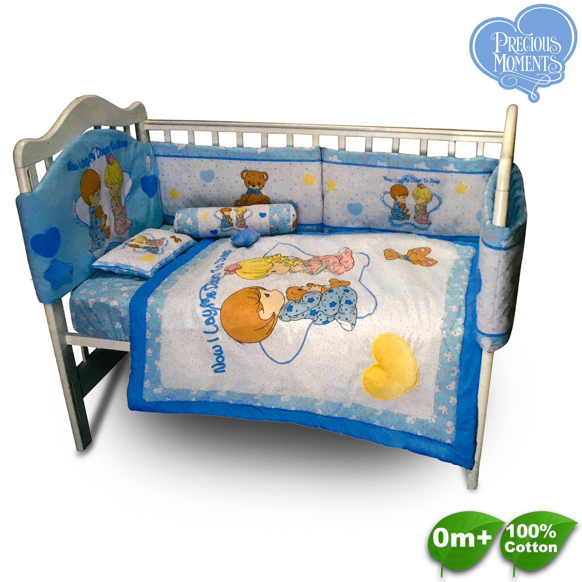 Precious Moments Baby Bedding Set Lazada Ph
