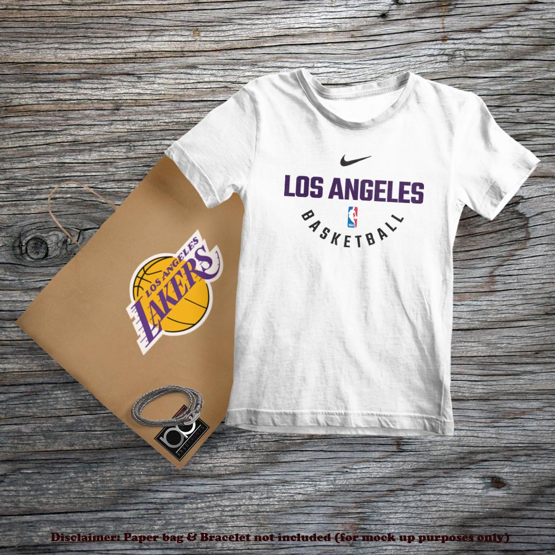 Los Angeles Lakers NBA Basketball Sports Team LA Tshirt for Kids
