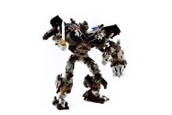 Toy Collections Ironhide (Grey/Black)
