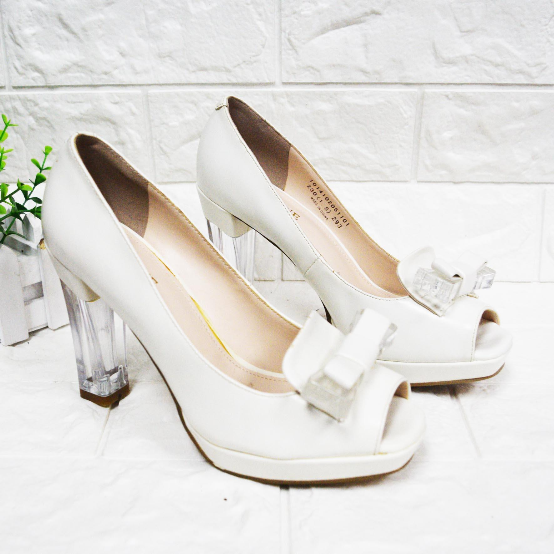 4cf2e80ca Product details of Transparent High Heel Fashion For Ladies