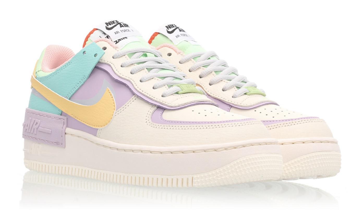 air force 1 pastel