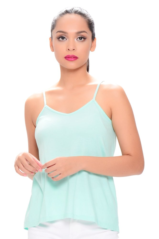 NEXT 91-936 V-Neck Tank Top (Mint Green) product preview, discount at cheapest price