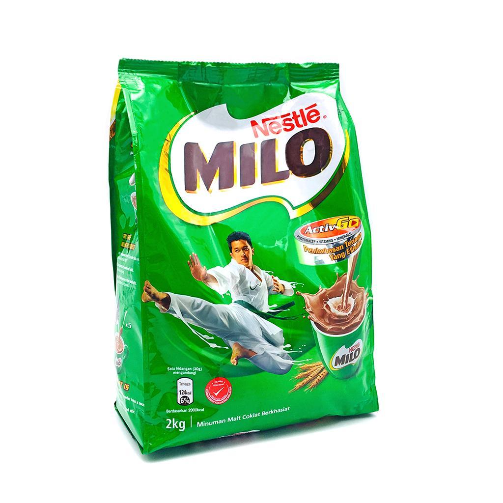 Milo 2kg (Malaysia)