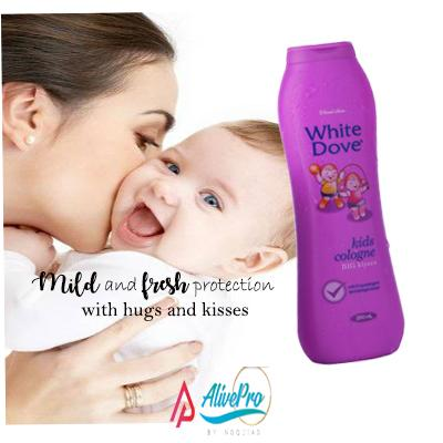 White Dove Kids Cologne- Big Kisses By Noquiao.