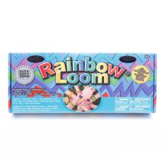 Rainbow Loom Kit By 168 Marketing Corporation.
