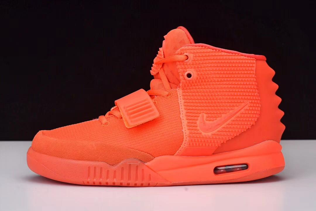 Giảm Giá Ưu Đãi Khi Mua NIKE_AIR_YEEZY 2 RED OCTOBER 508214-660 Men/Women Fashion Sports Shoes/Sneakers For Flash Sale