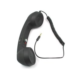 RETRO 2nd Generation 3.5mm Mobile Headset (Black)