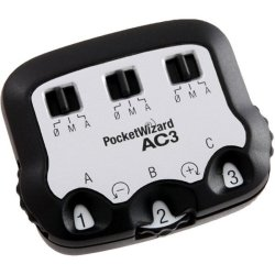 Pocket Wizard AC3 Zone Controller for Canon