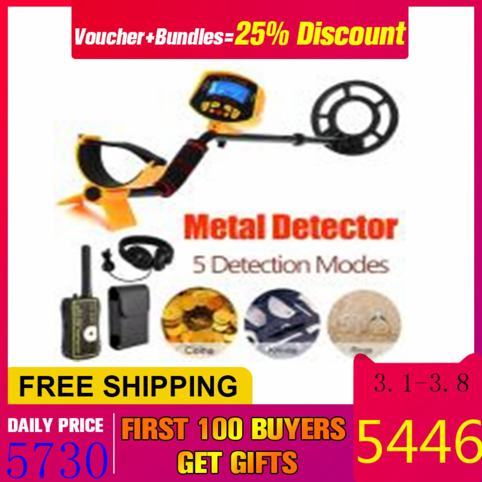 Free Shipping + Super Deal + Limited OfferMetal Detector Gold Deep Sensitive Searching Digger Pinpointer Treasure Hunter - intl