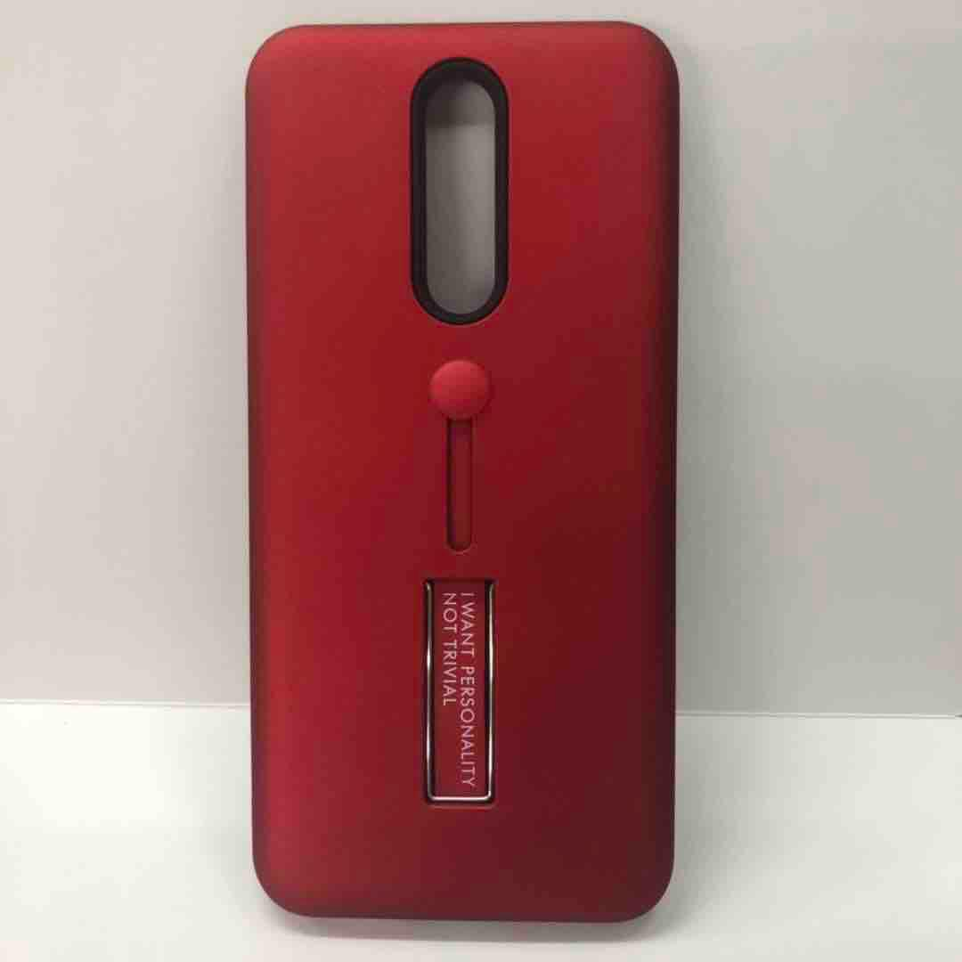 ... Shell Source · Oppo F11 Armor Back Case With Ring At Stand 3 in 1 Back Case Cover