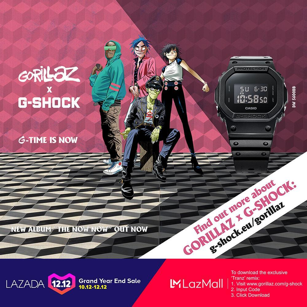 Casio G Shock Philippines Watches For Sale Prices Jam Tangan Ga 100a 9adr Mens Digital Black Resin Strap Watch Dw 5600bb 1d
