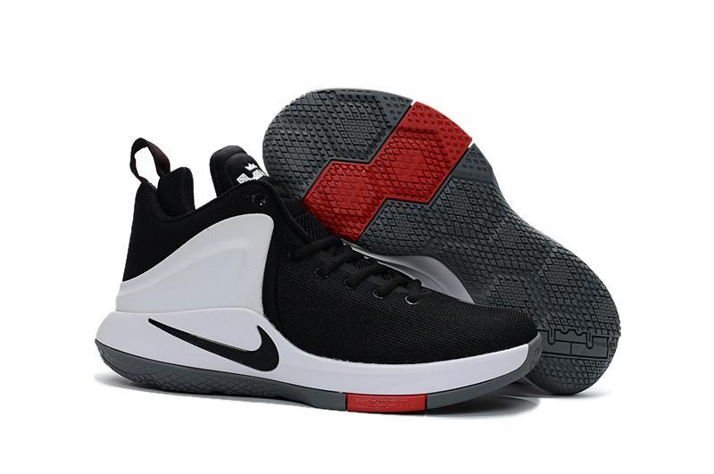 finest selection 2f99b ef932 Zoom Witness Basketball Shoes For Men Black White