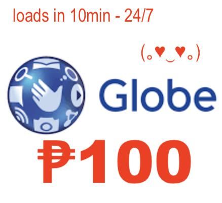 Gl0be/tm Regular Mobile Auto Load Max 100 Pesos By Acts29.