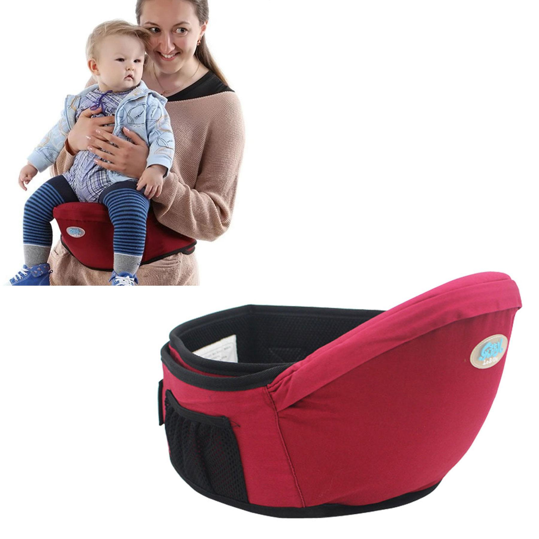 Backpacks & Carriers Mother & Kids Comfortable Breathable Baby Carrier Sling Cotton Hipseat Nursing Cover Infant Sling Soft Natural Wrap Ergonomic Carrier Backpack Large Assortment