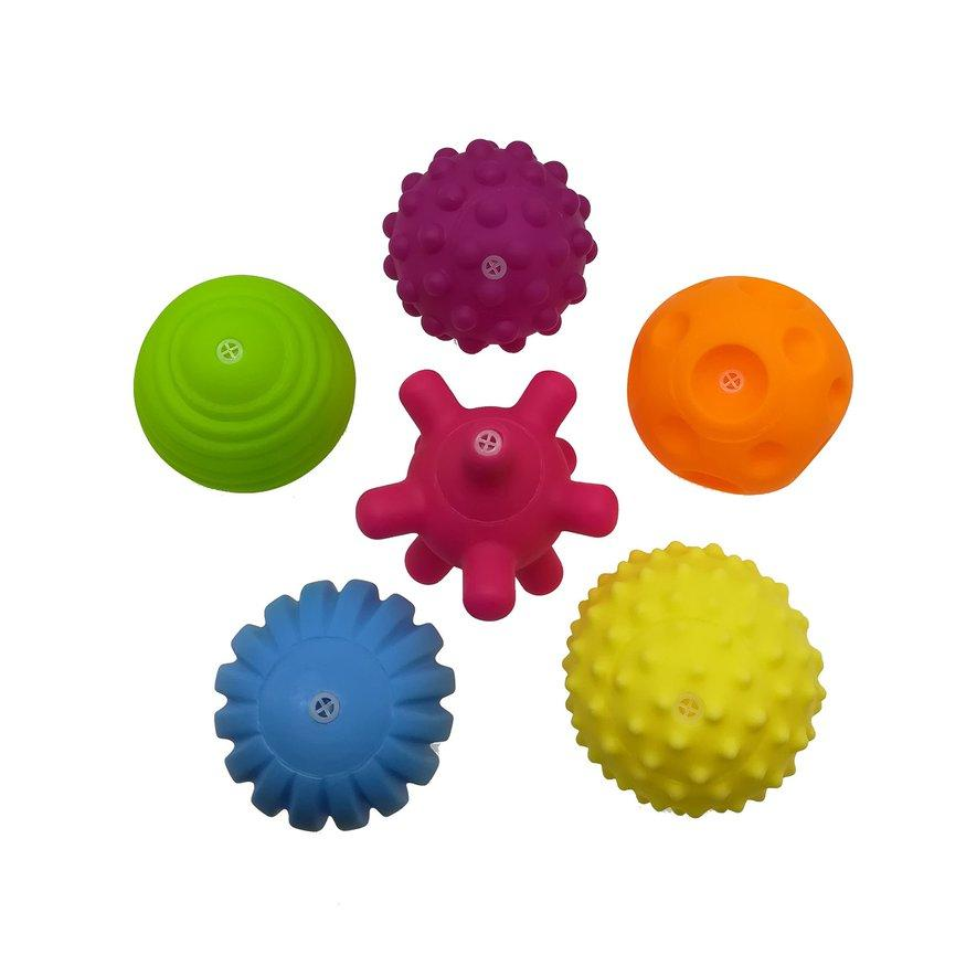 Top ข้อเสนอนวดอนุภาค Ball ลูกบอลนวดเด็ก Early Education Ball เด็ก By Legendseller.