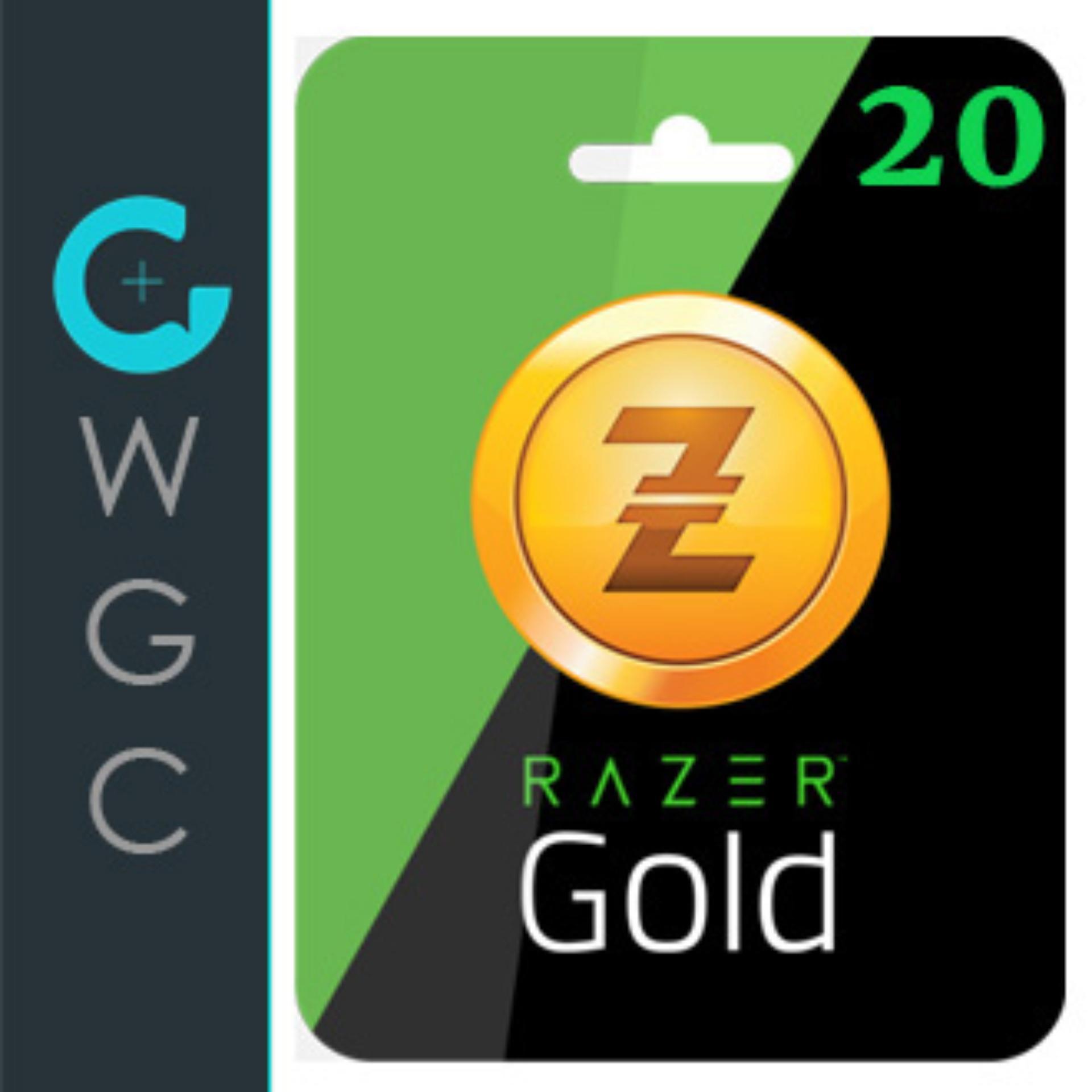Razer Gold PIN 20