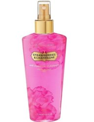 Victorias Secret Strawberries Champagne Body Mist 250ml