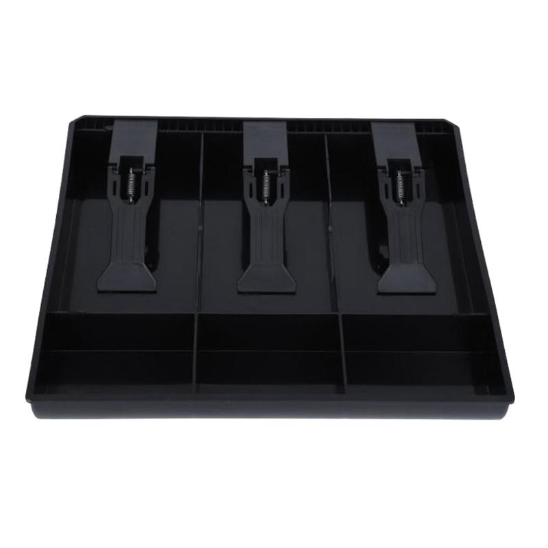 Money Cash Coin Register Insert Tray Replacement Cashier Drawer Storage Register Tray Box Classify Store