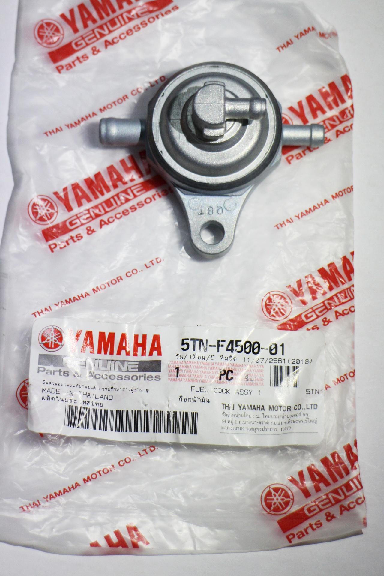 Original Yamaha Fuel Cock Assy For Vega Force By Jca Motorshop.