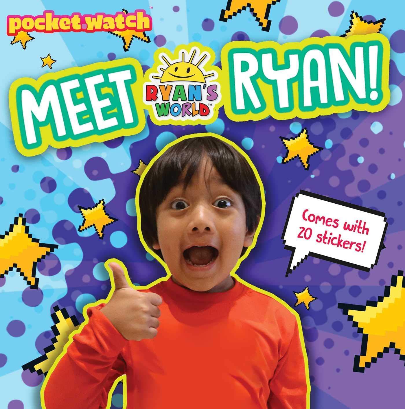 Meet Ryan! (pocket.watch) Paperback – December 11, 2018 By Galleon.ph.
