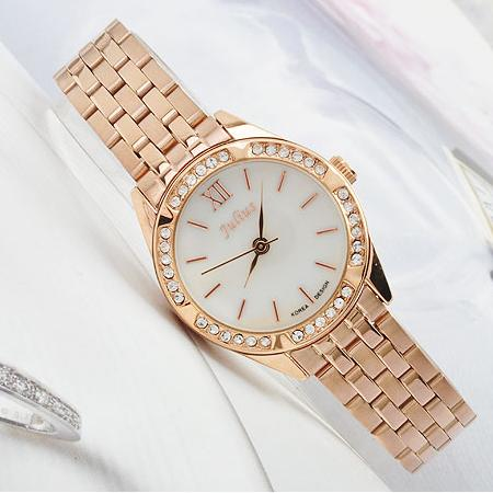 3082bb1f8 2017 New Style Julius Steel Belt women watch watches Product South Korea Retro  watch watches Ladies