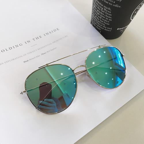 318d966cf9f7 New Style Vintage Sunglasses man Fashion Cool women Star a Sun Glasses  Metal Large Box round