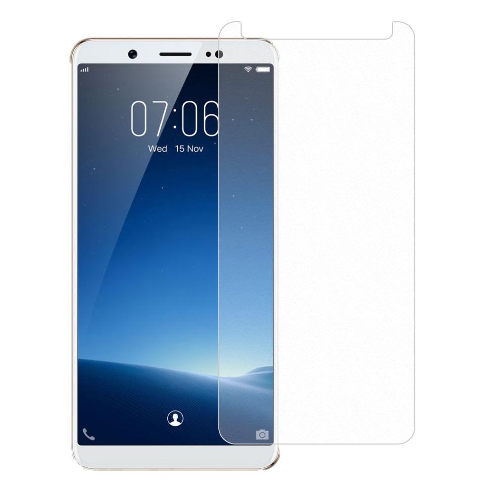 Vivo V7 High Quality Anti-Glare & Anti-Fingerprint Microcrystal No Dazzling  9H Hardness HD Matte Tempered Glass
