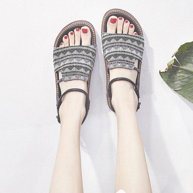 S21 New Fashion Women Open Toe Sandals
