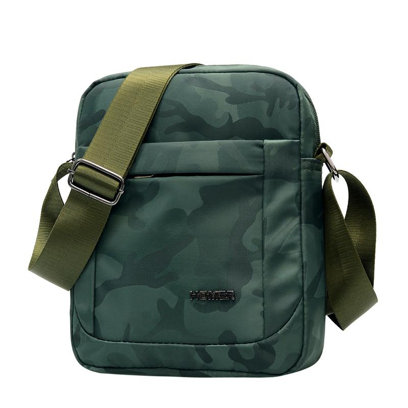 Top Men Hottest Sale Water-resistant Scratch Proof Casual Messager Travel Men Slingbag image on snachetto.com