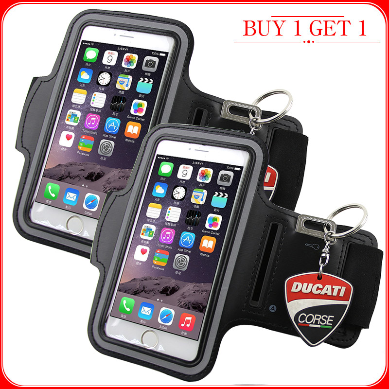 Armband For Running Jogging Gym Universal Holder Phone Cell 2X Sleeve Case Cover