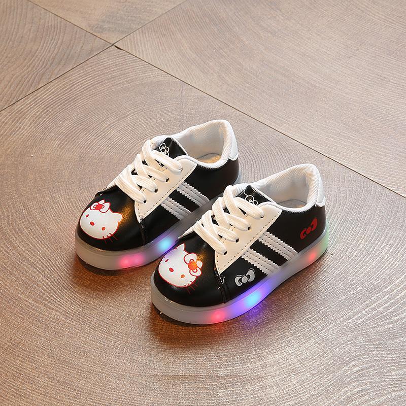 2019 Musim Semi dan Musim Gugur anak-anak sepatu olahraga Pria dan wanita  anak sepatu 8b007aea29