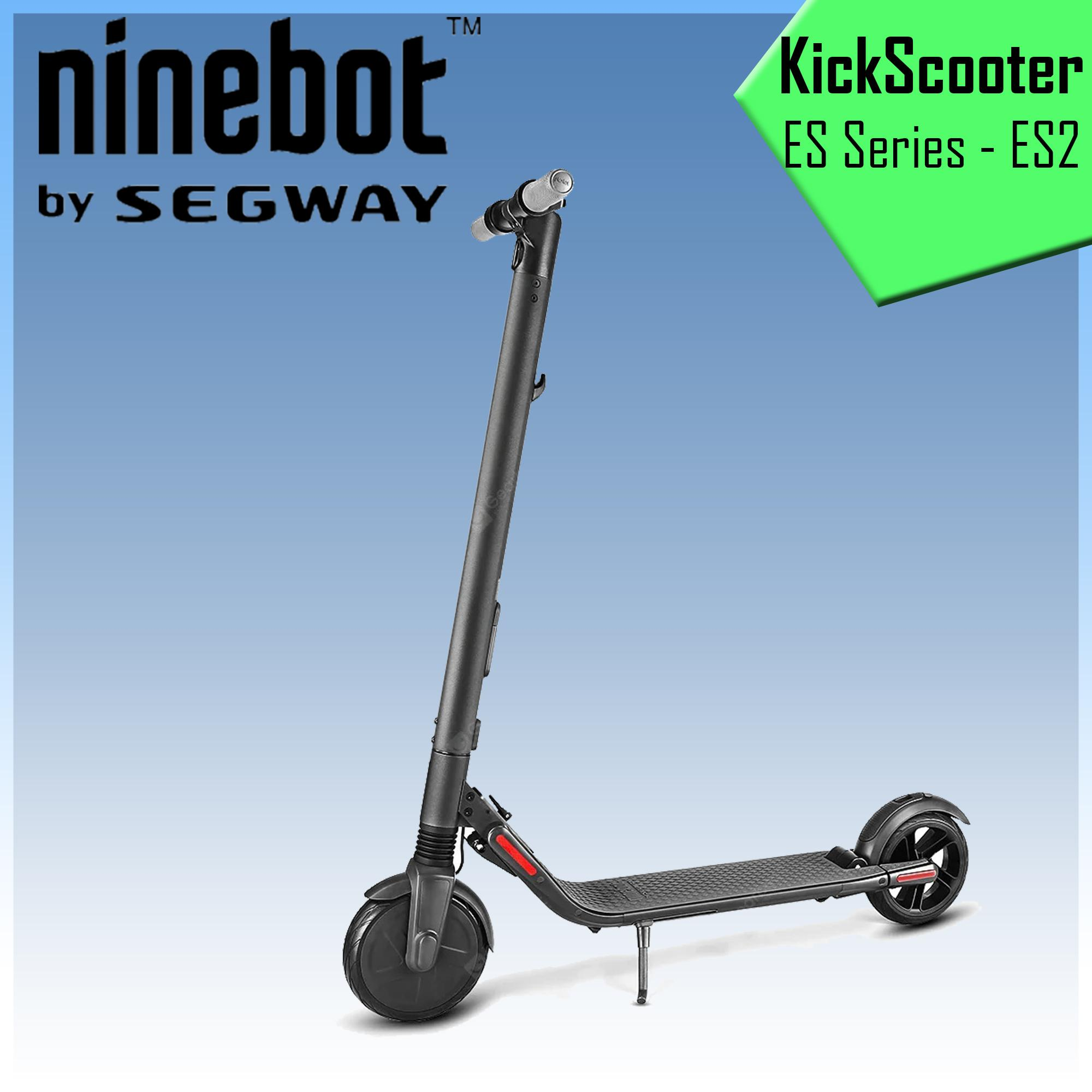 Ninebot KickScooter by Segway (ES2 / ES4 ) Electric Scooter