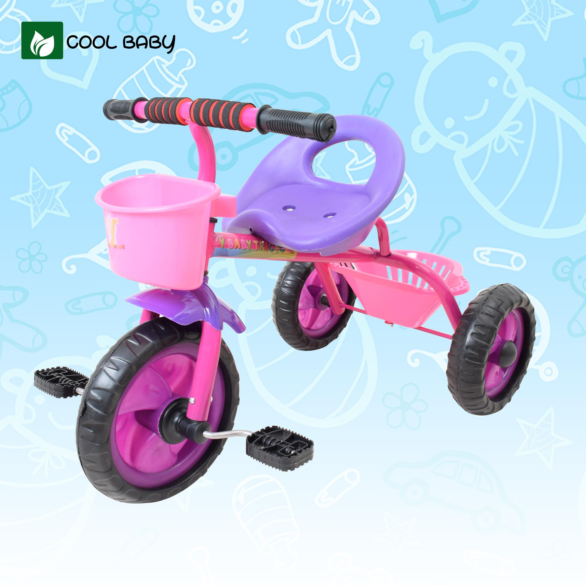 Coolbaby Zeyibeibei Baby Outdoor Bike By Cool Baby.