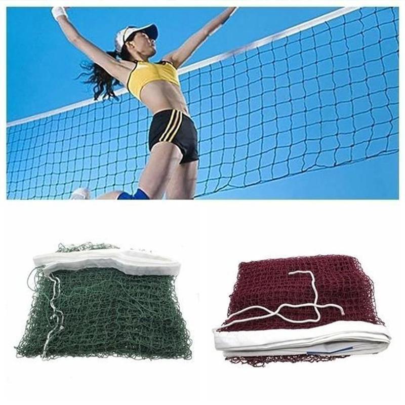 Badminton Tennis Volleyball Net For Beach Garden Indoor 6.1m*0.76m Outdoor Games U8P8 O2Y0