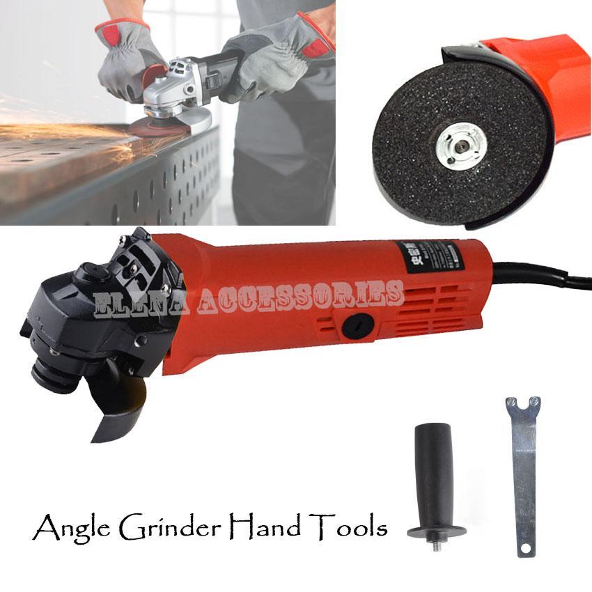 850Watts High Performance Compact Angle Grinder Machine Polishing, Cut  Metal Hand Tools