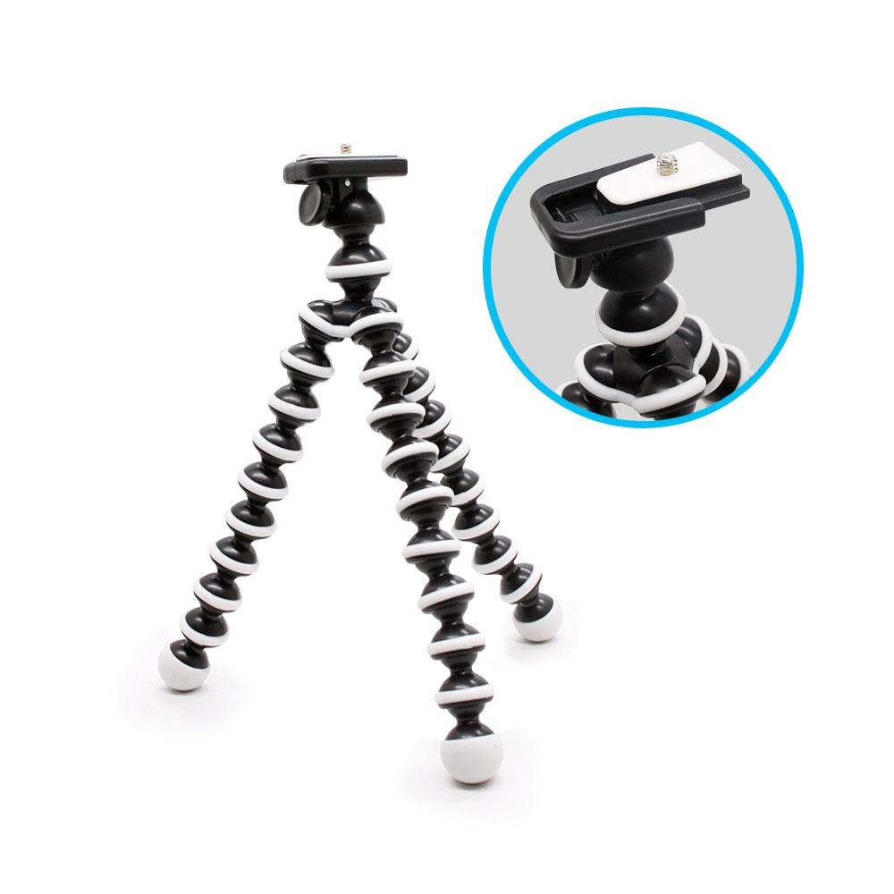 35ffa2b32 BAVIN Universal octopus light weight Mini tripod compatible with selfie  stick for phone digital SLR camera