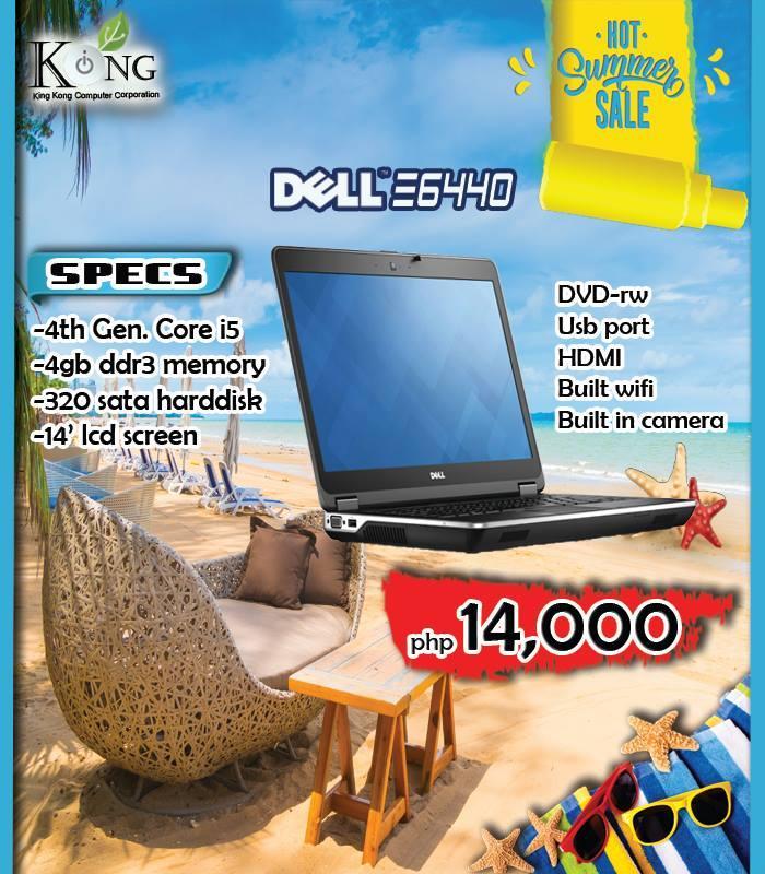 Dell Latitude E6440 Core i5 4th gen Laptop