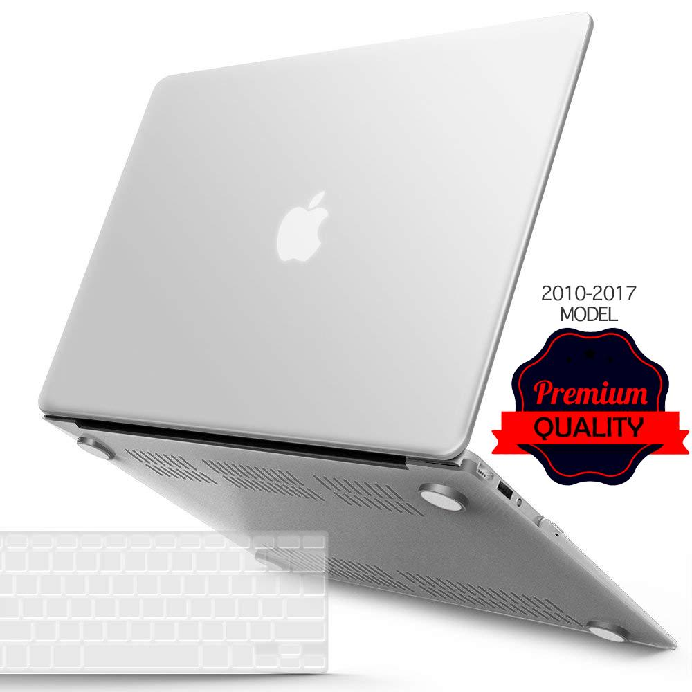 MacBook Air 13 Inch Case Cover 2018 & 2010-2017 Models Frosted Matte Soft-