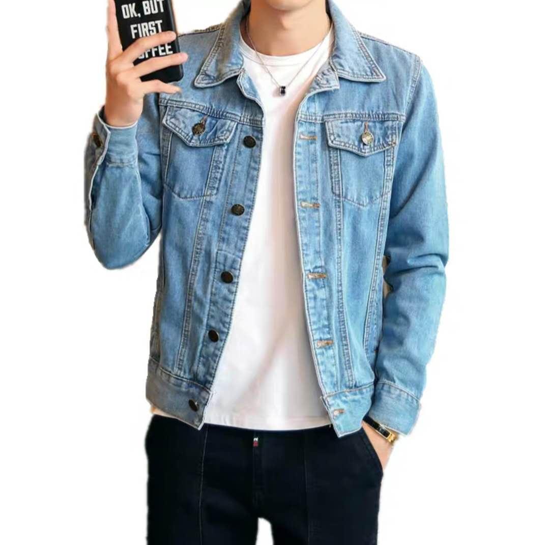 7f015f9d5 Denim Jackets for Men for sale - Mens Denim Jackets online brands ...