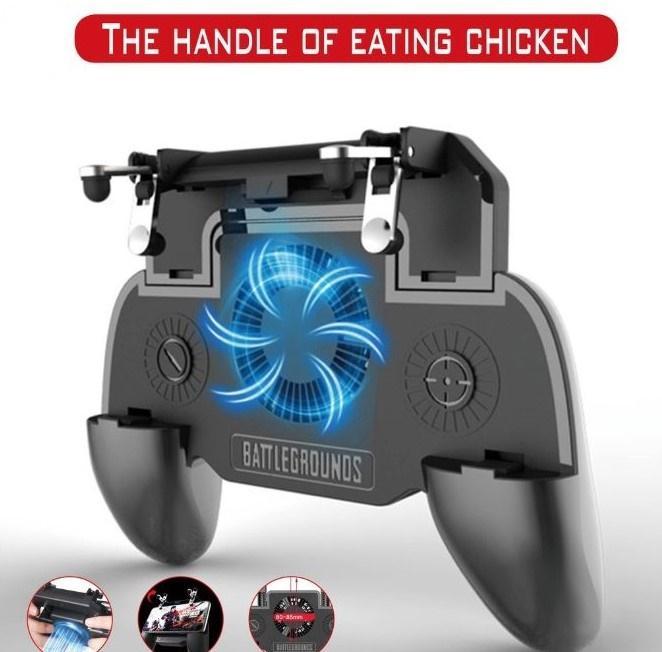 ITOP SR Gaming Gamepad Cooling Fan PUBG Mobile Game Controller