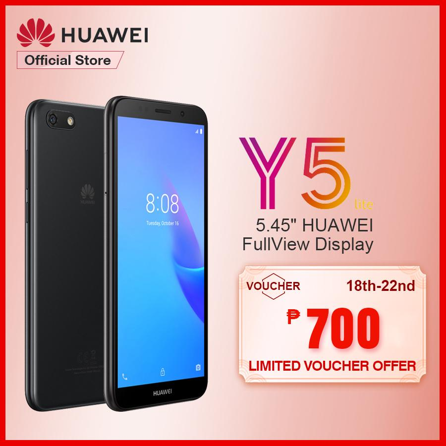 Huawei Y5 lite 2018 16GB 5.45-inch Android 8.1