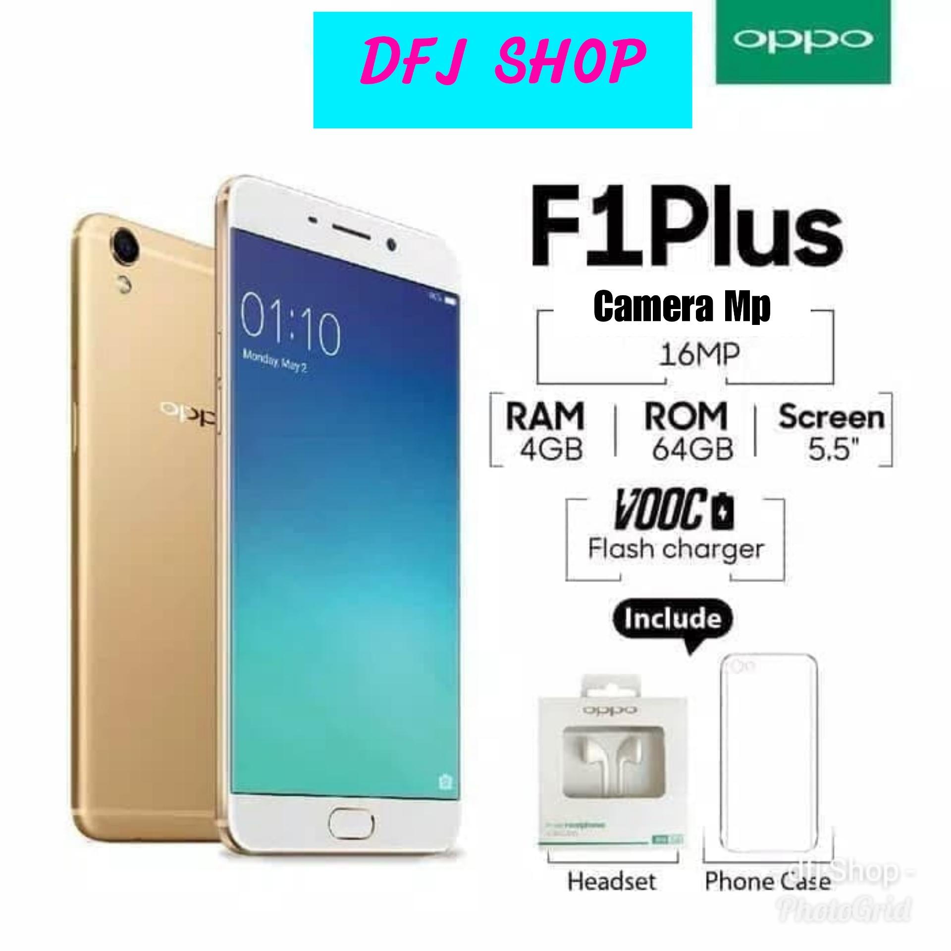 Oppo F1 Plus 64GB ROM+ 4GB RAM ORIGINAL 100%