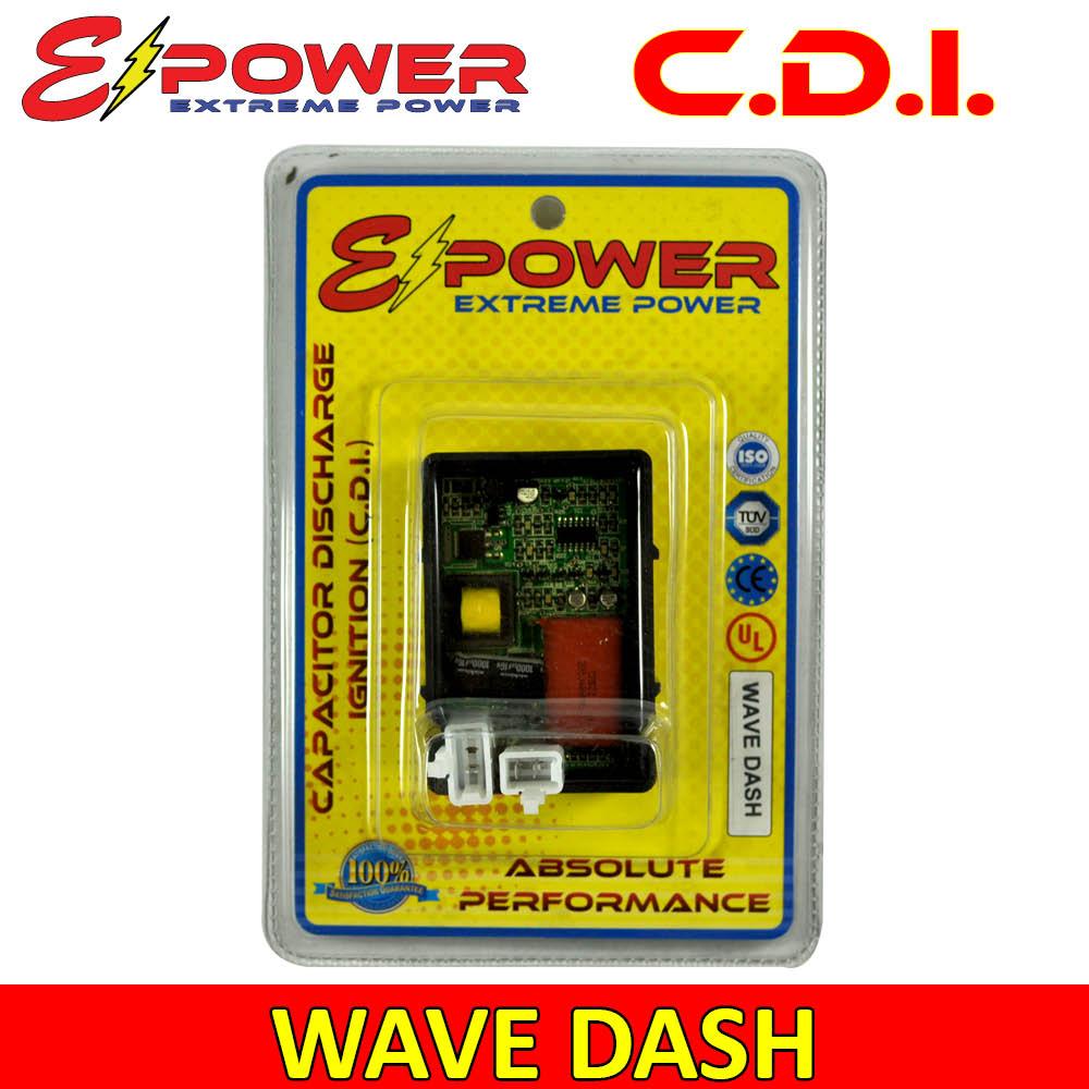 e-power wave dash motorcycle cdi unit e-power | lazada ph  lazada philippines