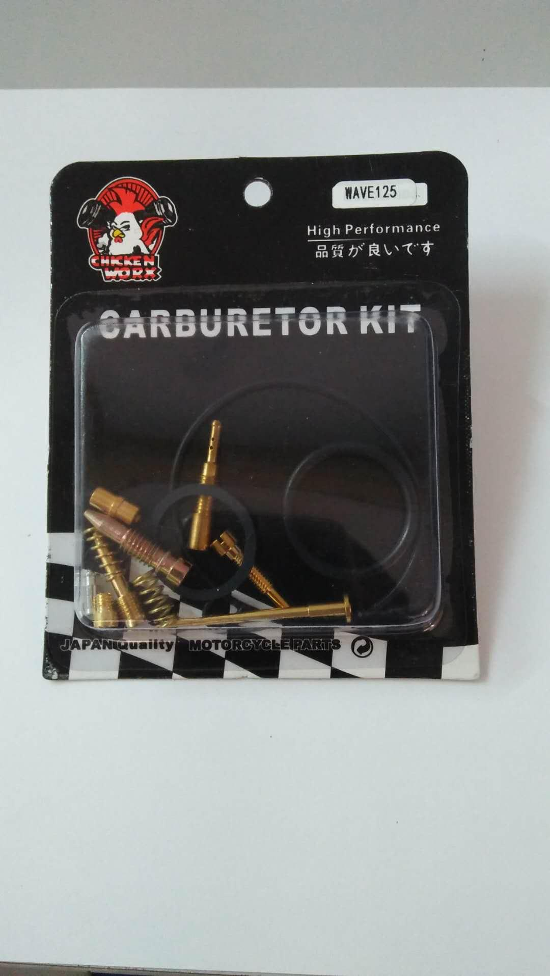 Carburetor Repair Kit Wave125 By Xzycollection.