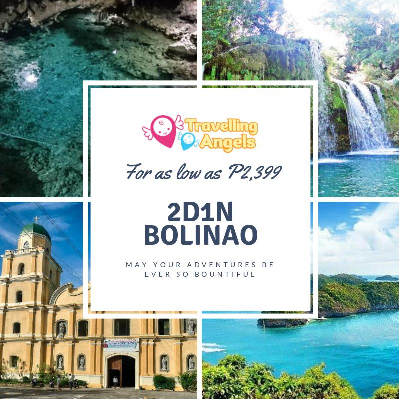 2d1n Bolinao (all In) By The Travelling Angels.