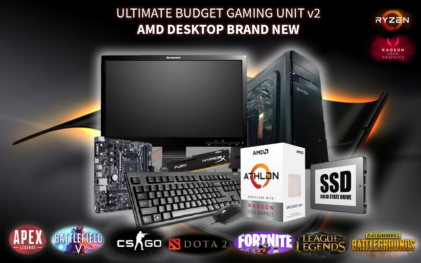 Gaming Pcs For Sale Online Gaming Computers Prices Brands Specs In Philippines Lazada Com Ph