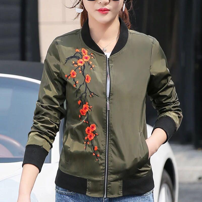 96e997733 H.D korean embroidery jacket