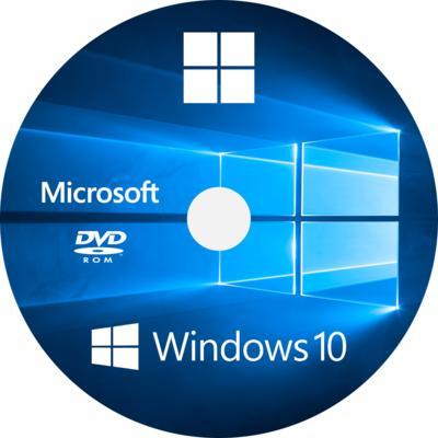 Windows 10 Pro 64 Bit Cd/dvd Installer [+] Legit Product Key Lifetime Activation [no Box] By I Techy.