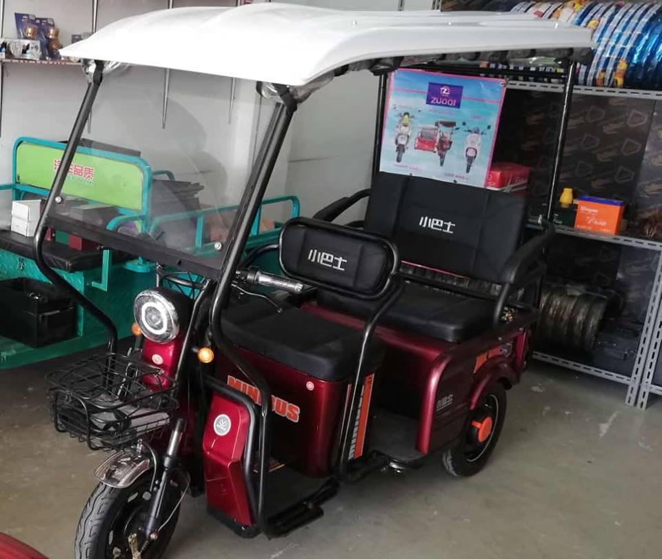 Ebike H60 By Leyasu Trading Dasma.